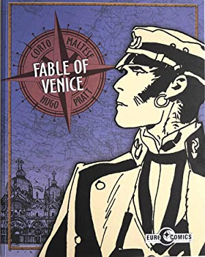 Corto Maltese: Fable of Venice (volume 8)