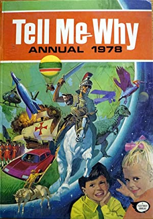 Tell Me Why Annual 1978: Various; illustrated by