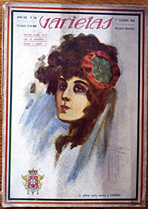 Varietas Number 146 1916: Various; illustrated by