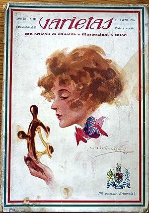 Varietas Number 143 1916: Various; illustrated by