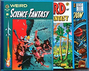 The Complete EC Library: Weird Science Fantasy (2 Volume Boxed Set)