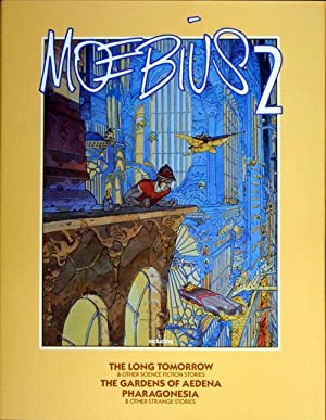 Moebius Book 2: The Long Tomorrow; Aedena; Pharagonesia (Artist Proof) (Signed) (Limited Edition)