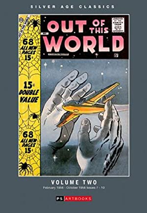 Silver Age Classics Out of this World Volume Two