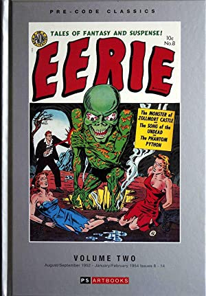 Pre-Code Classics Eerie Volume Two (Limited Edition)