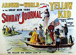 Around the World with the Yellow Kid: R F Outcault