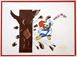 Woody Woodpecker Serigraph - Limited Edition Print: Walter Lantz