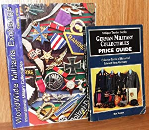 German Military Collectibles Price Guide: Collector Items: Manion, Ron;Johansson, Eric