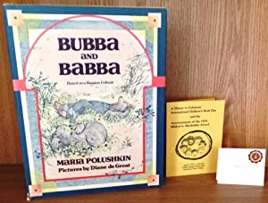 Bubba and Babba: Based on a Russian Folktale