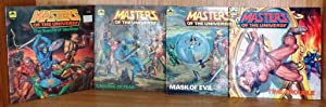 Masters of the Universe: The Sword of Skeletor; Caverns of Fear; Time Trouble; and Mask of Evil -...
