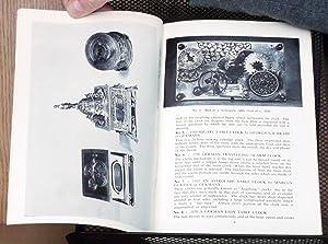 Pendulum to Atom: A Centenary Exhibition: British Clock & Watchmakers' Association