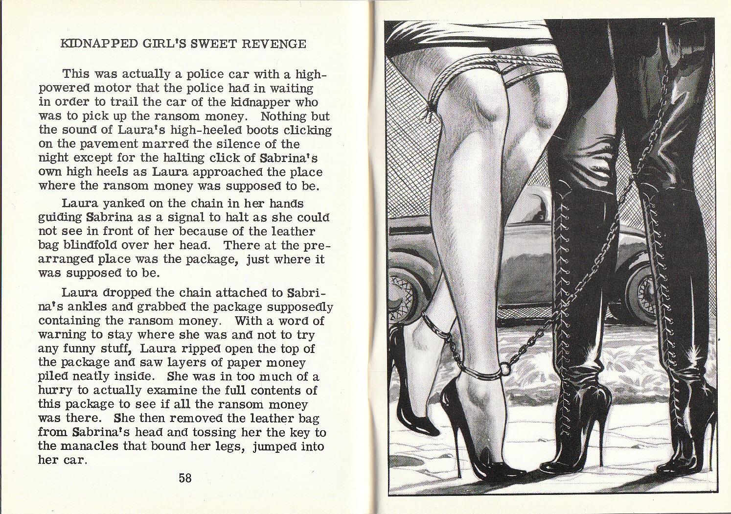 Kidnapped Girl's Sweet Revenge: Eneg [Gene Bilbrew]