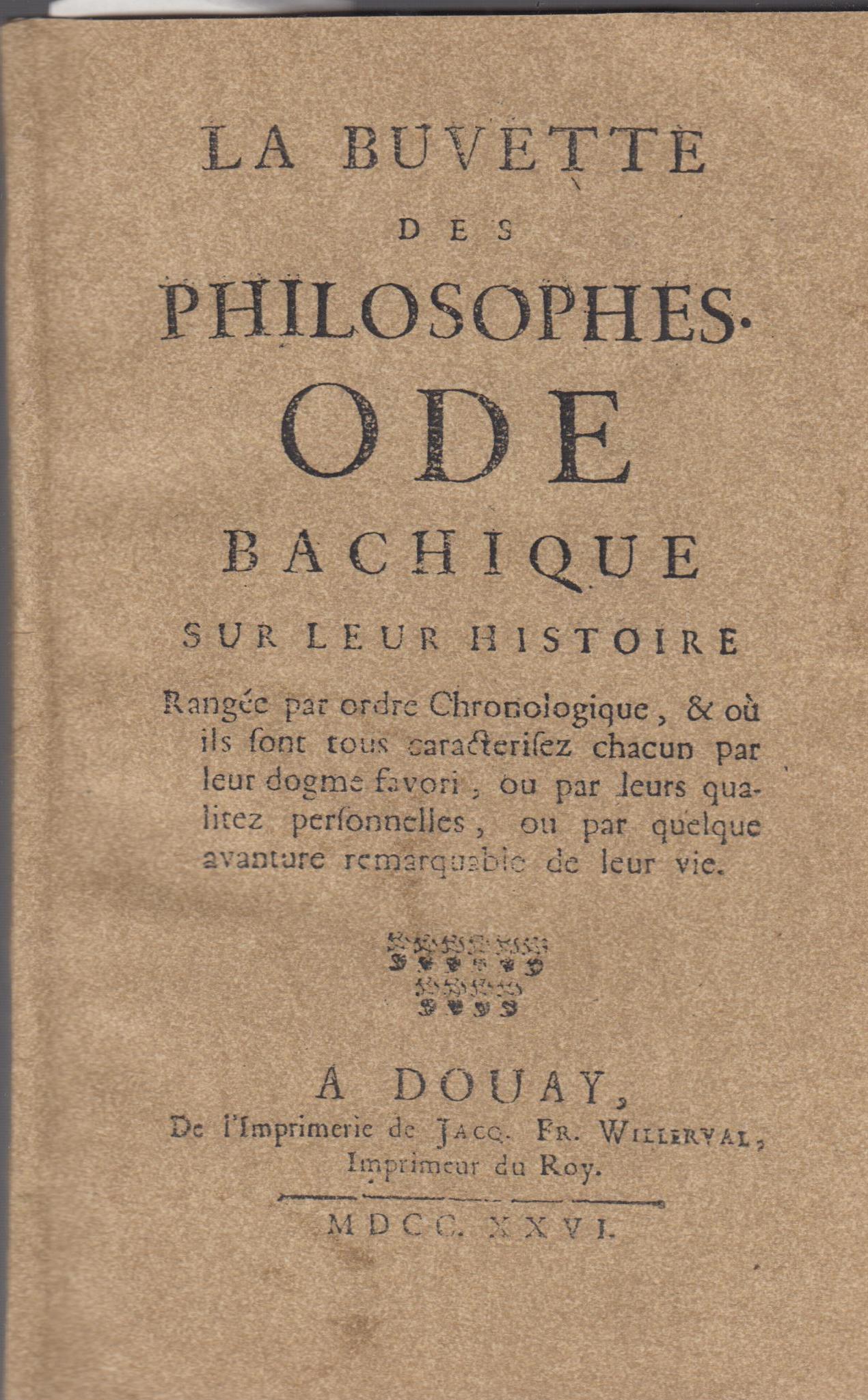 viaLibri ~ Rare Books from 1726 - Page 1