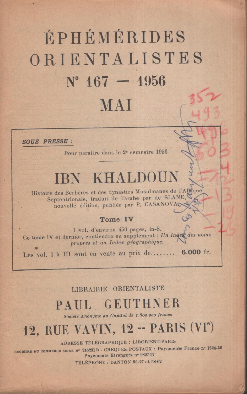KHALDOUN DES TÉLÉCHARGER HISTOIRE PDF IBN BERBÈRES