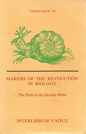 Makers of the Revolution in Biology. The Path to the Double Helix. Early Genetics & Gene-Technolo...