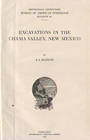 Excavations in the Chama Valley, New Mexico.