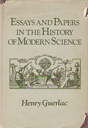 Essays and papers in the history of modern science