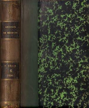 Archives Générales de médecine, VIIIe série, Tome: Dr Raphael BOIS