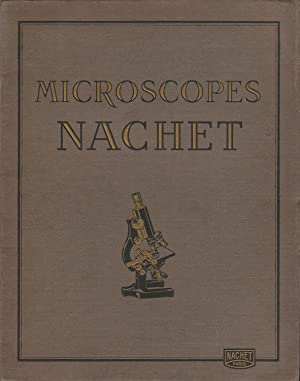 Microscopes Nachet. Catalogue B. 30