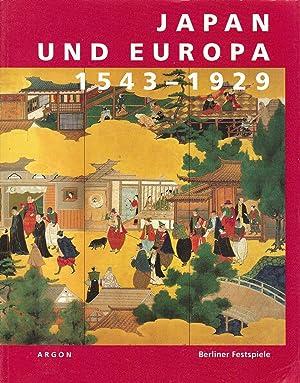 Japan und Europa 1543-1929 : Katalog +: Doris Croissant, Lothar