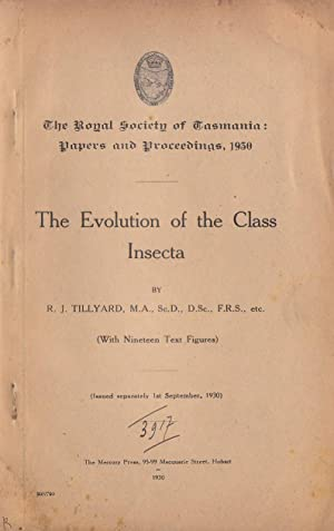The Evolution of the Class Insecta