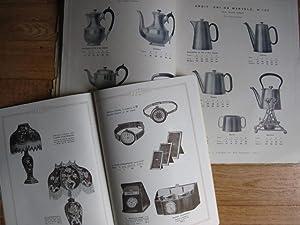 Catalogue : H.J. Linton - 30, rue Feydeau, Paris. Maison anglaise : Orfèvrerie, Bijouterie, ...