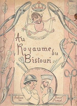 Au royaume du bistouri: Marcel Proust (préface), Comtesse Rita de Maugny