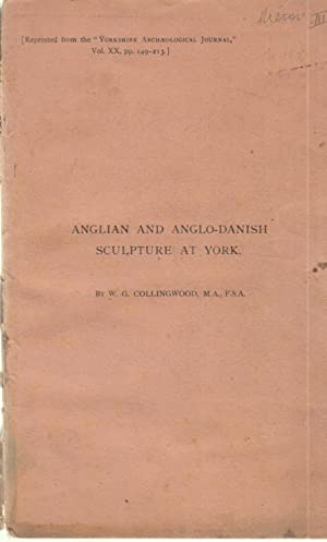 Anglian and Anglo-Danish Sculpture at York