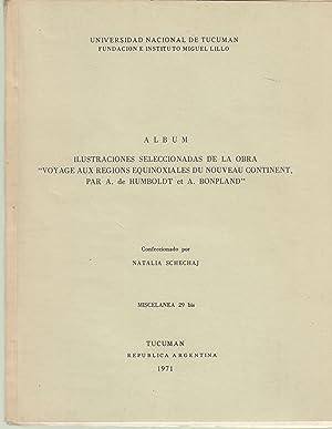 Album : Illustraciones seleccionadas de la obra: Humboldt et Bonpland