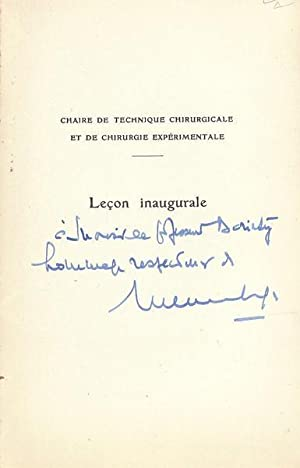 semiologie chirurgicale lucien leger