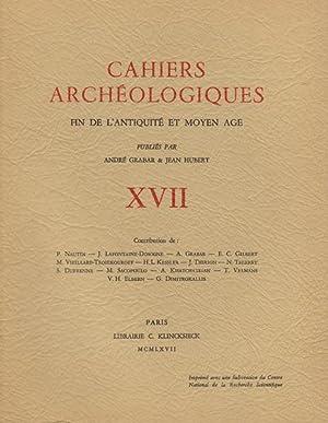 Cahiers archéologiques fin de l'antiquité et moyen: M. Vieillard Troiekouroff