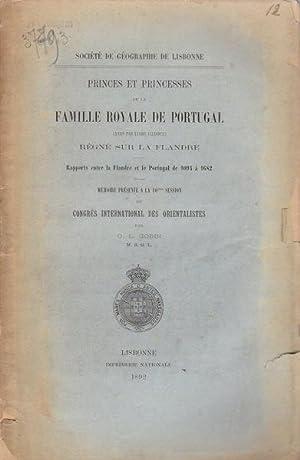 Princes et princesses de la famille royale: Oscar L. Godin