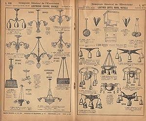 appareillage electrique catalogue abebooks. Black Bedroom Furniture Sets. Home Design Ideas