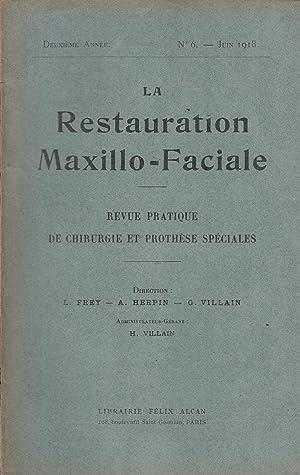 La Restauration Maxillo-Faciale - Revue pratique de: A. Belanger, E.