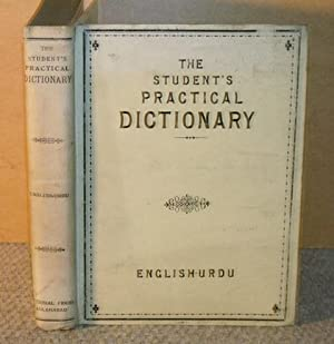 The Student?s Practical Dictionary, Anglo-Urdu. New and Enlarged Edition.