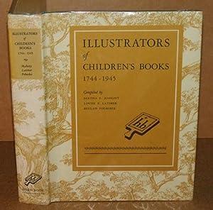 Illustrators of Children?s Books. 1744-1945.: MAHONY, BERTHA E.