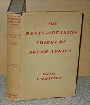 The Bantu-Speaking Tribes of South Africa. An Ethnographical Survey.