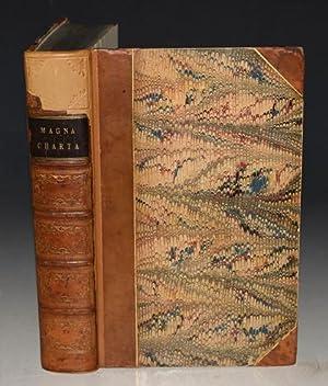 An Historical Essay on the Magna Charta: THOMSON, RICHARD: