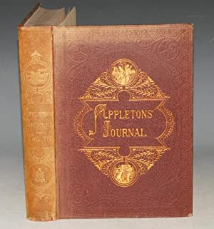Appleton?s Journal of Literature, Science and Art.: VARIOUS; HARDY, Thomas;