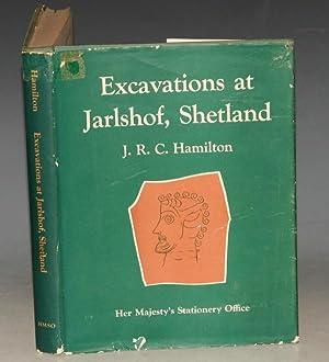 Excavations at Jarlshof, Shetland. Ministry of Works,: HAMILTON, J. R.