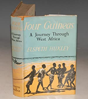 Four Guineas A Journey Through West Africa.