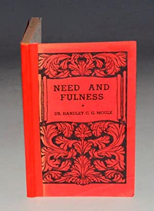 Need and Fulness. The Keswick Library.