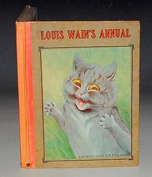 Louis Wain?s Annual 1913.: WAIN, LOUIS: