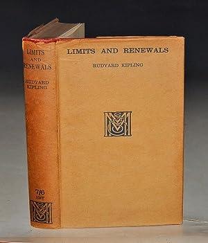 Limits and Renewals: KIPLING, RUDYARD: