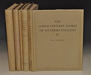 The Lower Tertiary Floras of Southern England.: CHANDLER, Marjorie Elizabeth