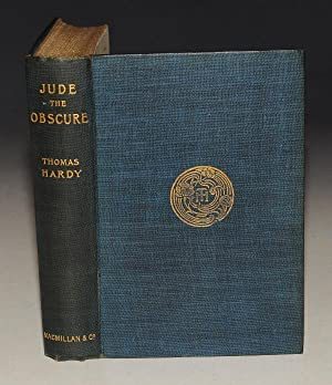 Jude the Obscure. The Wessex Novels Volume: HARDY, THOMAS: