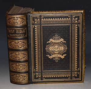 The Self-Interpreting Family Bible. Containing the Old and New Testaments; To which are annexed a...