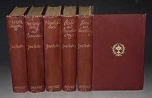 The Novels of Jane Austen, in Five: AUSTEN, JANE:
