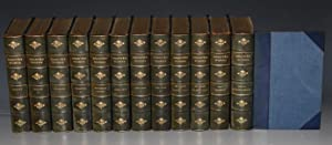 Novels of the Sisters Bronte. Thornton Edition.: BRONTE, (CHARLOTTE, EMILY,