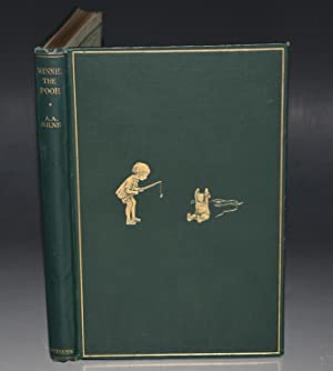 Winnie-The-Pooh By A. A. Milne. With Decorations: MILNE, A. A.;
