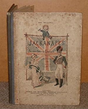 Jackanapes. With Illustrations by Randolph Caldecott.: EWING, JULIANA HORATIA: